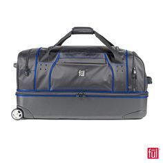 84f5568c253a Concept One Workhorse 30 in. Rolling Duffel Bag - The Concept One Workhorse  30 in. Rolling Duffel Bag is going to be your new favorite traveling  companion ...
