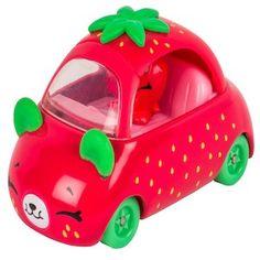 Shopkins Series 1 Cutie Car - Strawberry Speedy Seeds