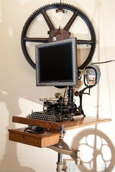 Steampunk Century Portrait Camera No. Steampunk Robots, Steampunk Gadgets, Steampunk House, Steampunk Design, Pc Gadgets, Steampunk Clothing, Aesthetic Design, Dieselpunk, Victorian Era