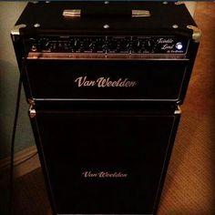 Van weelden amp.... Guitar Garage, Guitar Amp, Van, Guitar, Music, Vans, Vans Outfit