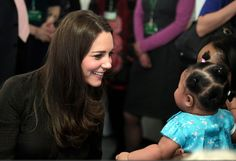 The Duchess of Cambridge ventured to Islington January 16, 2015 to celebrate the UK's foster care program. The Fostering Network is one of Britain's leading foster care charities.