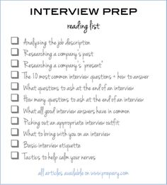 Tough Interview Questions And Good Answers Read Through These