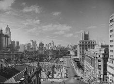 São Paulo em 1947 - LIFE