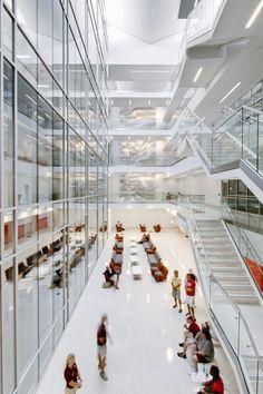 Florida State University William H. Johnston Building / Gould Evans Architects