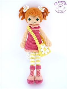 88 Crafts: Кукла Монита и проблемка