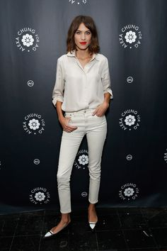 25 Times AG It-Girl Alexa Chung Nailed Cool-Girl Style | StyleCaster
