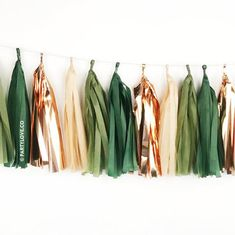 This Tassel Garland listing is a DIY Tassel Kit and will require assembly.This Tassel Garland listing is a DIY Tassel Kit and will require assembly. Kit Includes: 20 pre cut tassels, each tassel is h# # Wild One Birthday Party, Safari Birthday Party, Baby Party, First Birthday Parties, Jungle Theme Parties, Camo Birthday, Boys First Birthday Party Ideas, Baby Boy 1st Birthday Party, Party Kit
