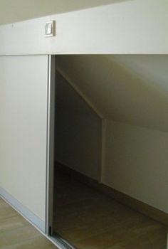 Clevere Schiebetürlösung für Schlaf- und Ankleidezimmer - Funktionale Schiebetürlösung