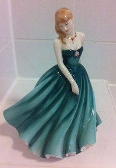 Royal Doulton Figure Sarah Figure of the Year 2002, £89.99 or best offer http://www.ebay.co.uk/itm/Royal-Doulton-Figure-Sarah-HN3978-Figure-of-the-Year-2002-Boxed-Made-in-England-/261606447099