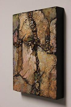 Carol Nelson - Work Zoom: Crevice, 050415