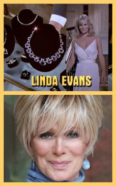 Linda Evans yesterday and Today Dynasty Tv Series, Der Denver Clan, Linda Evans, Carol Vorderman, Judi Dench, Tv Soap, Yesterday And Today, Aging Gracefully, Classic Tv