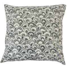 Zaltana Cotton Throw Pillow
