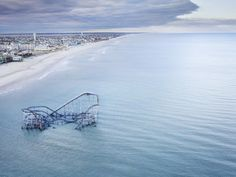 Seaside Heights, N.J.: Casino Pier says it plans to reopen in 2013, but have yet to establish a specific timeframe. Stephen Wilkes. TIME