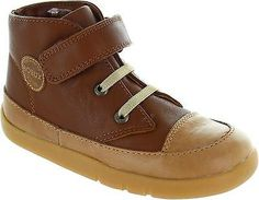 #Bobux #iwalk bounce boy's brown #single strap hi top basketball ankle boots new,  View more on the LINK: http://www.zeppy.io/product/gb/2/401187943490/