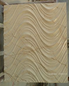 Natural Sofitel Gold Beige 3D interior stone wall veneer will ideally decorate the space.