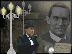 Mary Cup of Tea Creations Tv Shows: Jeremy Brett - Sherlock Holmes