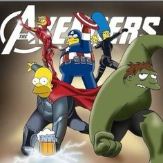 The Simpsons :')