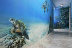 Murals of the Sea | About Large Scale Murals Other Murals Contact