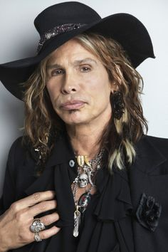 Steve Tyler, first concert of my life, saw him 30 years later, he still rocks!!!!