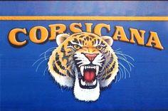 Corsicana Texas - CHS Tigers