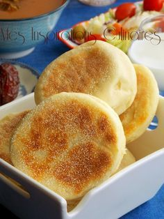 matloua sans pétrissage My Recipes, Cooking Recipes, Tunisian Food, Algerian Recipes, Arabian Food, Ramadan Recipes, Home Baking, Cafe Food, Pizza