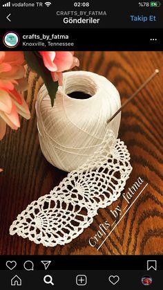 Crochet Thread Patterns, Crochet Lace Edging, Basic Crochet Stitches, Crochet Art, Crochet Designs, Crochet Crafts, Crochet Flowers, Crochet Projects, Crochet Doilies
