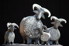 Céramiques - Dominique Pouchain, artiste céramiste, bronze