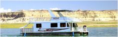 Lake Powell Economy Houseboat - The Expedition - Lakepowell.com