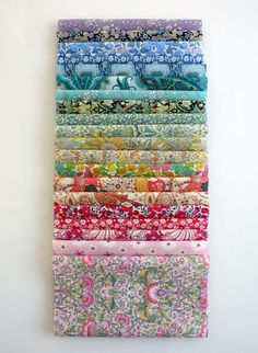 Liberty of London fabric is the best in terms of color, texture and pattern.
