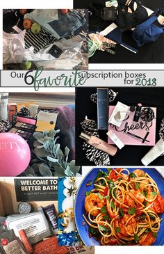 Happy New Year society! It's time for all of us to reinvent ourselves with our 2018 resolutions. What better way to resolve to spoil ourselves this year - especially now that gifting everyone else is over - than to opt in for a few subscription boxes for yourself? These are our current favorites that we know you will love this year.