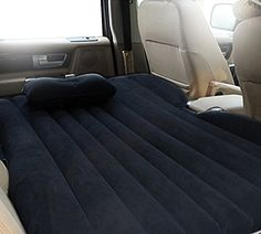 Dream Car With Inflatable Bed Of Ark Toyota Highlander