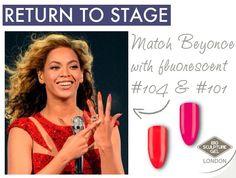 Match Beyonce with Bio Sculpture Gel Bio Sculpture Nails, Galvanic Spa, Celebrity Nails, Celebs, Celebrities, Celebrity, Famous People, Famous People