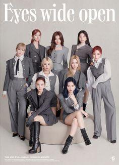 Nayeon, Kpop Girl Groups, Korean Girl Groups, Kpop Girls, Extended Play, Twice Members Profile, Twice Chaeyoung, Kpop Comeback, Twice Tzuyu