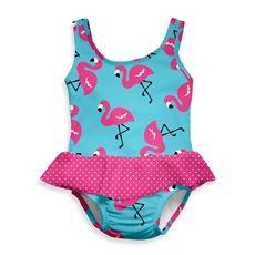 i play.® Mod Ultimate Swim Diaper Flamingo Skirty Tanksuit-buybuy BABY