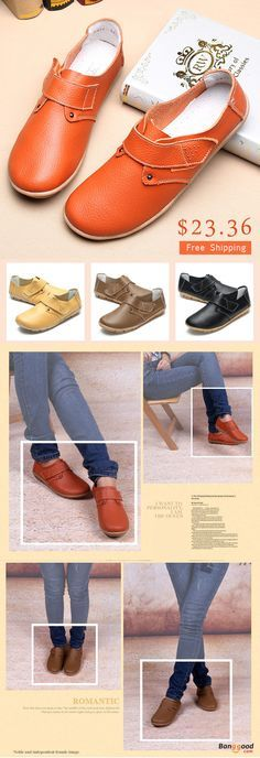 US$23.36+Free shipping. Size(US): 6~10. Upper Material: Cow Split Leather. Fall in love with casual style! Summer Sandals, Women Flat Sandals, shoes flats, shoes sandals, Casual, Outdoor, Comfortable. Color: Black, Yellow, Khaki, Orange.