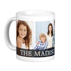 Sheer Label Custom Photo Mug Coffee Mug