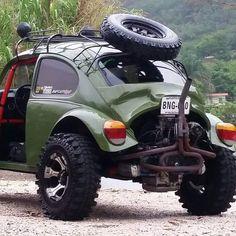 Um Baja-buggy sensacional.