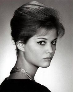 Explore the best Claudia Cardinale quotes here at OpenQuotes. Quotations, aphorisms and citations by Claudia Cardinale Claudia Cardinale, Jeanne Moreau, Natalie Wood, Brigitte Bardot, Der Leopard, Female Movie Stars, Ann Margret, Actrices Hollywood, Italian Actress