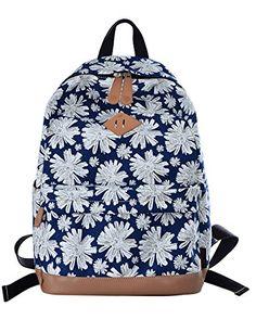 Douguyan Damen Fashion Uni Rucksack E00133 Chrysantheme M... https://www.amazon.de/dp/B00XN1C1MI/ref=cm_sw_r_pi_dp_x_s5qIybD10KNSD
