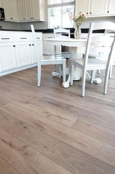 Provenza vinyl flooring review  If youre looking for a realistic vinyl plank flooring this is the one for you Just look at before and after photos Waterproof Vinyl Plank Flooring, Luxury Vinyl Flooring, Luxury Vinyl Plank, Floor Colors, Flooring Options, Kitchen Flooring, Laminate Flooring, Kitchen Remodel, Sweet Home