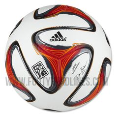 brazuca soccer ball - Google Search