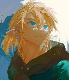 The Legend Of Zelda, Legend Of Zelda Characters, Legend Of Zelda Breath, Video Game Characters, Ben Drowned, Breath Of The Wild, Image Zelda, Character Art, Character Design