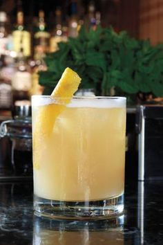 """""""Ocean-Going Spaniard"""" made at Oak & Ivy 