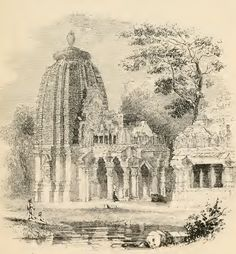 Temple at Barrolli