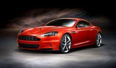 2012 Aston Martin DBS Carbon Coupe