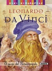 """Leonardo da Vinci fue un hombre universal que se adelantó a su época, un humanista, un """"hombre orquesta"""". Su curiosidad y afán de saber no tenían límites. Este libro, lleno de datos, curiosidades, recuadros y preciosas ilustraciones, ofrece a los jóvenes lectores una forma entretenida y diferente de adentrarse en la biografía de uno de los personajes más asombrosos de la Historia."""
