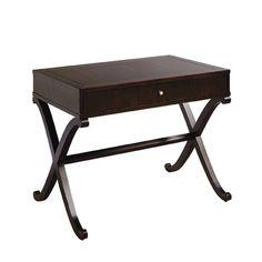 Baker Furniture - Rectangular One Drawer Side Table - 3466                                                                                                                                                     More