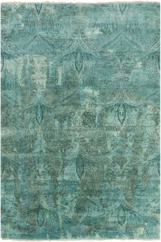 Surya CSH6003 Cheshire Blue Rectangle Area Rug
