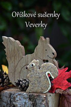 TynaTyna: Oříškové sušenky Veverky