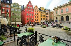 Top Ten Attractions in Stockholm